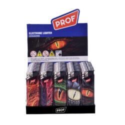 Zapalovač PROF Piezo Dragon(804560)