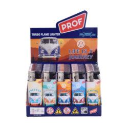 Zapalovač PROF Turbo VW Slide Cup(610116)