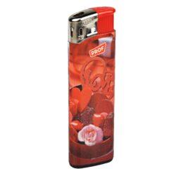 Zapalovač PROF Piezo Valentines(804508)