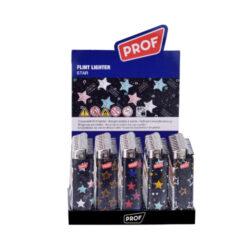 Zapalovač PROF Flint Star(804579)