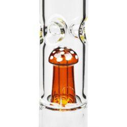 Skleněný bong s perkolací Grace Glass OG Series Umber Ice, 48cm(G1682U)