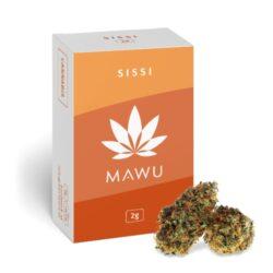 Mawu CBD Sissi 2g - náplň do vonné lampy                                        -Konopná náplň do vonné lampy Mawu CBD Sissi. Balení obsahuje celá sušená květenství rostliny konopí seté (Cannabis sativa L.) bez dalších přidaných složek. Možné zahřívat v olejové lázni nebo i samostatně. Konopí je pěstováno renomovanou rakouskou firmou MAWU, která garantuje nejvyšší kvalitativní standardy. Obsah THC je menší než 0,3%. Produkt není určen ke kouření.  Video z produkce##https://www.youtube.com/watch?v=hLDIdPowlks#000016#