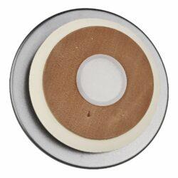 Dóza na tabák keramická stříbrná(522015)