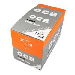 Cigaretové filtry OCB Extra Slim 5,2mm(05500)