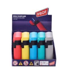 Tryskový zapalovač PROF Blue Flame Rubber(804294)