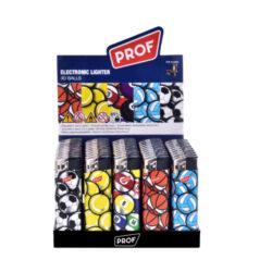 Zapalovač PROF Piezo 3D Balls(804609)