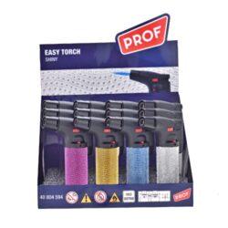 Zapalovač PROF Torch Shiny(804594)