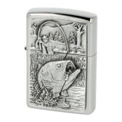 Zapalovač Zippo Bass Fishing, broušený(Z 157740)