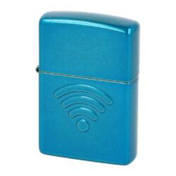 Zapalovač Zippo Wifi Stamp, lesklý(Z 158130)