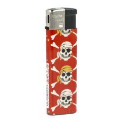 Zapalovač Wildfire Piezo Pirates(016678)