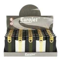 Zapalovač Eurojet Duoflame B&W(260018)
