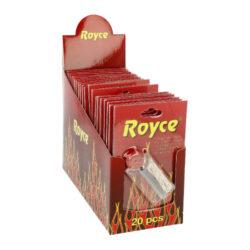 Kamínky do zapalovače + knot Royce(160136)