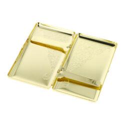 Cigaretové pouzdro Slim Brass 100mm, 18cig.(10270)