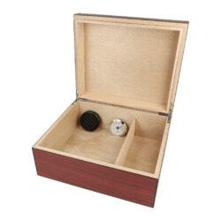 Humidor na doutníky Cigar logo rosewood(29106)