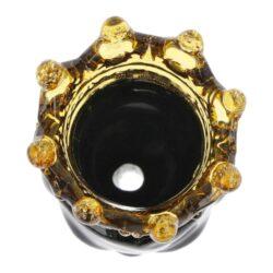 Náhradní kotlík do bongu Grace Glass Skull 18,8mm(X1099BK)