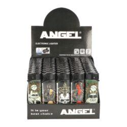 Zapalovač Angel Piezo Underworld(204269)