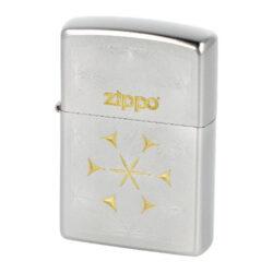 Zapalovač Zippo Flowers, satin(Z 254711.3)