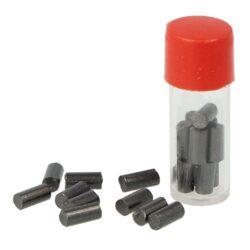Kamínky do zapalovače Flint TBX, 100x10ks-Kamínky do zapalovače. Kamínky Flint TBX jsou určené do benzínových nebo plynových kamínkových zapalovačů. Jedno balení - plastový uzavíratelný zásobník obsahuje 10 kamínků do zapalovače. Cena je uvedena za jedno balení.