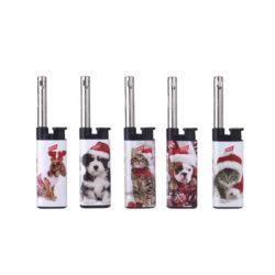 Domácnostní zapalovač PROF Cobia Christmas Pets(411670)