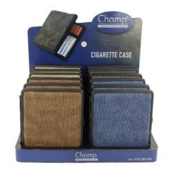 Cigaretové pouzdro Champ Canvas 4colours, 20cig.(590539)