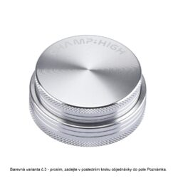 Drtič tabáku kovový Champ High ALU Compact 63mm, 3mix(506167)