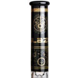 Skleněný bong s perkolací Blaze Glass Alchemie Ice 48cm(261827-4)