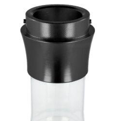 Vodní dýmka Kaya Elox 630CE Black 76cm, Clear Spot(446701)