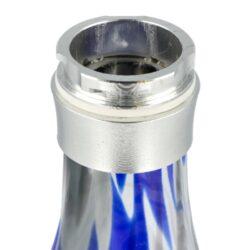 Vodní dýmka Aladin Alux M2 Blue 54cm(463406)