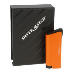 Tryskový zapalovač Silver Match Petit, 6mix(674269)
