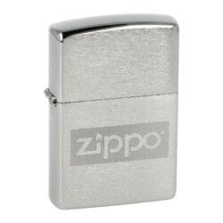 Dárková sada Zippo 200 Zippo Design zapalovač + placatka 89ml(Z 300624)