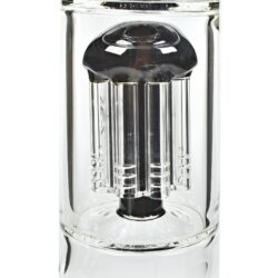 Skleněný bong s perkolací Blaze Glass Ice Tower, 56cm, black(281822-35)