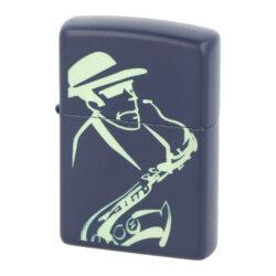 Zapalovač Zippo Jazz, matný(Z 140029S)