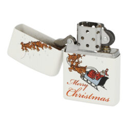 Zapalovač Zippo Merry Christmas, pololesklý(Z 140037S)