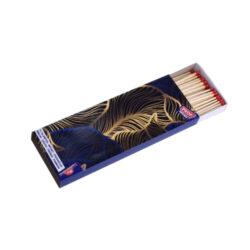 Zápalky Prof Carmen, 280mm-Extra dlouhé zápalky Prof Carmen pro domácnost k zapalování svíček, krbů nebo grilů. Díky své délce jsou též vhodné jakou doutníkové zápalky pro zapálení vašeho oblíbeného doutníku. Krabička obsahuje 70 ks zápalek. Délka zápalky 28 cm. Cena uvedená za jedno balení - krabičku.