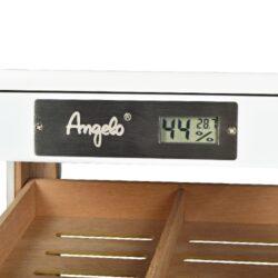 Humidor na doutníky Angelo Cabinett White, 30x28x53cm(920045)