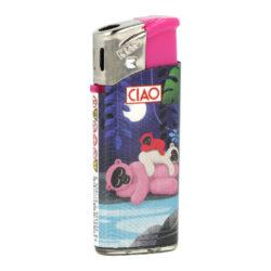 Zapalovač CIAO Piezo Mini Monkey(CCRM089)