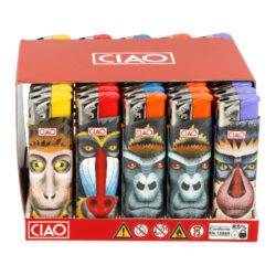 Zapalovač CIAO Piezo Monkey(CCRL185)