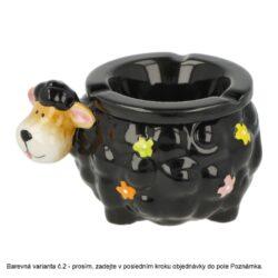 Cigaretový popelník keramický Animals(23044)