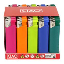 Zapalovač CIAO Piezo Colored(CCR0100)