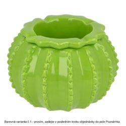 Cigaretový popelník keramický Cactus(27020)