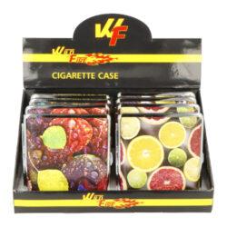 Cigaretové pouzdro Wildfire Colorful, 4mix, 20cig.(06347)