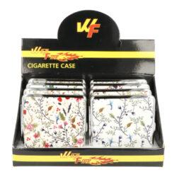 Cigaretové pouzdro Wildfire Flowers, 8mix, 20cig.(06430)