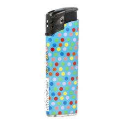Zapalovač Angel Piezo Dots(204175)