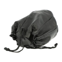Pytlík na tabák, koženka, černý(85000)