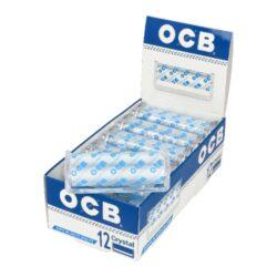Balička cigaret OCB, plastová(04000)