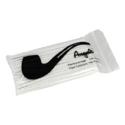Čističe dýmek Angelo, bílé, 100ks-Dýmkové čističe bílé. Čističe jsou dlouhé 15 cm. Čističe dýmek jsou balené po 100 ks.