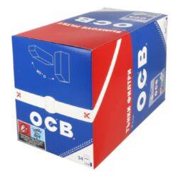 Cigaretové filtry OCB Slim(01500)