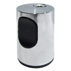 Stolní zapalovač Cozy Berlin-Stolní zapalovač pro domácnost. Obal zapalovače je kovový. Zapalovač je plnitelný.