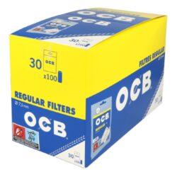 Cigaretové filtry OCB Regular(01700)