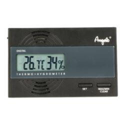 Vlhkoměr digitální Angelo, 9x6x0,9cm(82102)